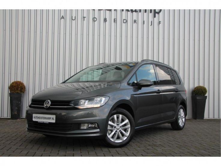 Volkswagen Touran  Description: Volkswagen Touran 1.6 TDI 115PK 7pers  Price: 422.88  Meer informatie