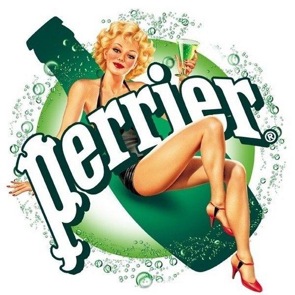 Perrier Vintage