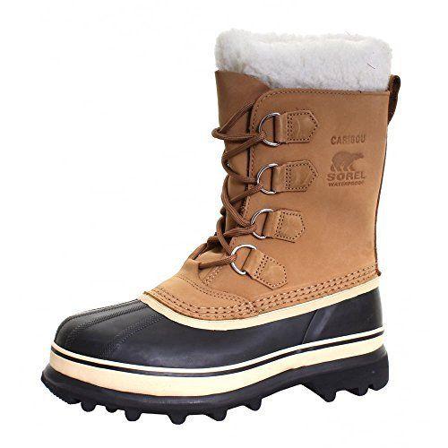 Sorel Caribou, Bottes femme: Tweet Conçue pour supporter des températures pouvant atteindre -40 °C, la Caribou est une botte intemporelle à…