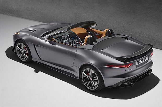 rogeriodemetrio.com: Jaguar F-type SVR