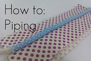 piping: Sewing Projects, Free Weblog, Feelin Crafty, Sewing Pipes, Pipes Tutorials, Sewing Idea, How To, Studious Stitches, Sewing Fun