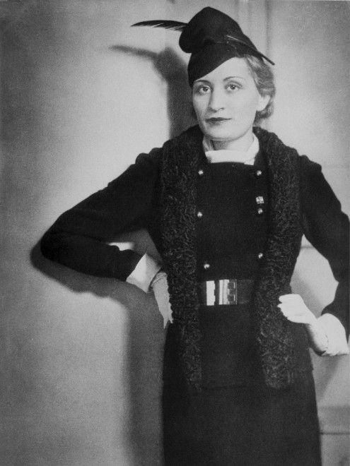 Edda Ciano 1938 ca., Copyright Archivio storico Fondazione 3M by Gitta Carell