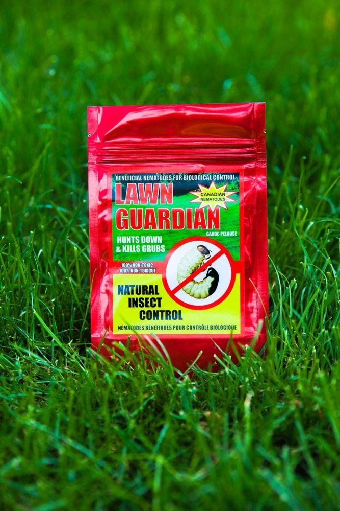 Nematode Lawn Guardian Termite Control Insect Control Organic Pesticide