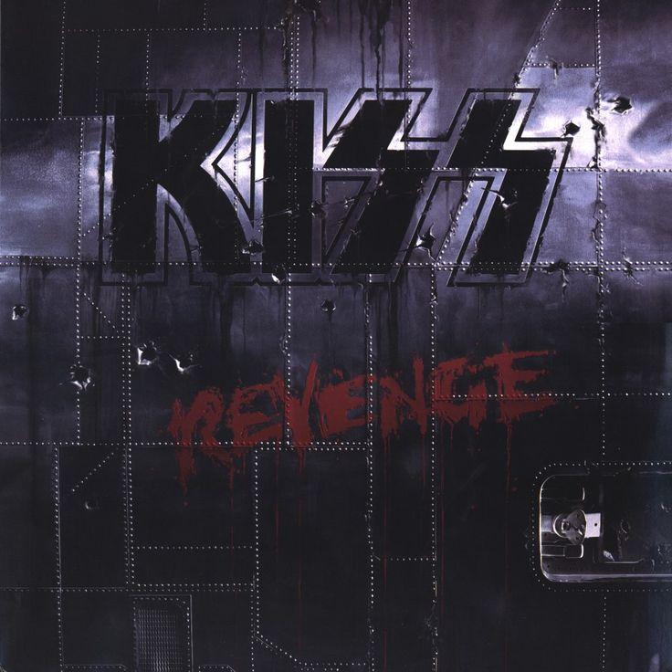 Kiss - Revenge [1992]