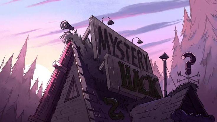 Mystery Shack/Gallery