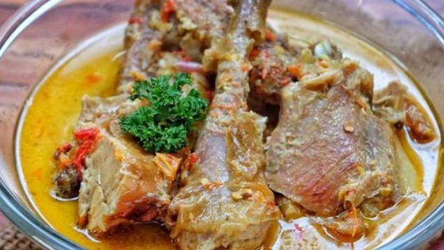 Resep Ayam Kampung Pedas Khas Banyuwangi Resep Ayam Resep Resep Makanan