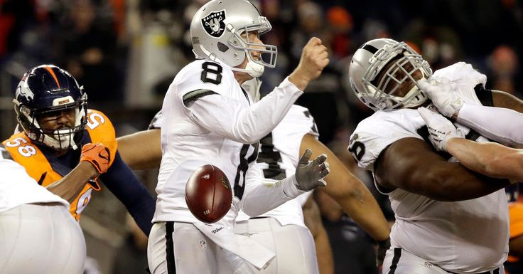 Raiders vs. Texans: Battle of the Bad Quarterbacks