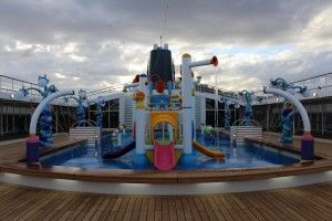 Doremi Spray Park - MSC Sinfonia