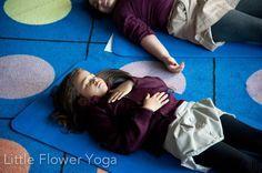 Yoga Nidra - Practice Surrender | Little Flower Yoga. Great ending to class.