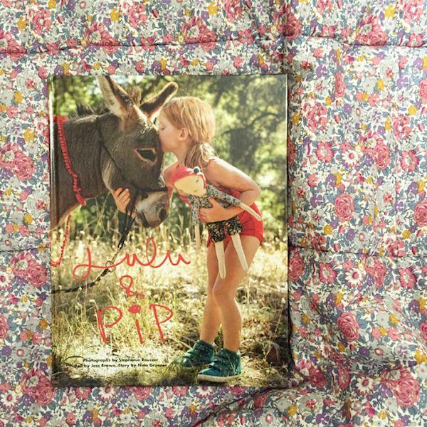 THE INDIGO CREW | Creative living with kids: LULU & PIP BY NINA GRUENER, STEPHANIE RAUSSER AND JESS BROWN  Review: http://www.theindigocrew.com/2015/09/lulu-pip-by-nina-gruener-stephanie.html