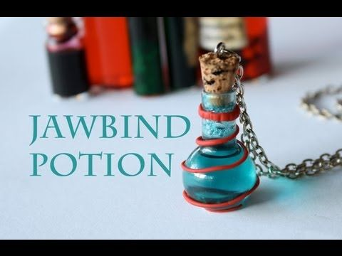 Jawbind Potion : Harry Potter Potion Ep. # 15 for harry potter configuration project