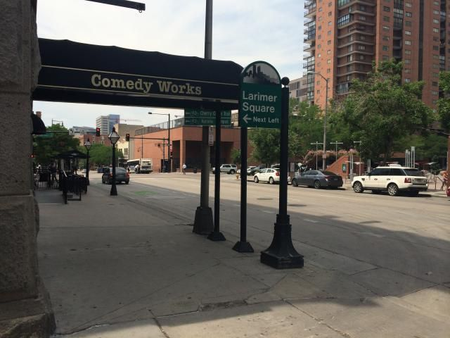Where Can I See Comedians in Denver?: Comedy Works has been an institution on Denver's Larimer Square since 1981.