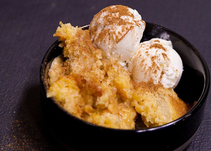 Nothing says winter more than malva, and this apple malva pudding is a great twist on a classic!