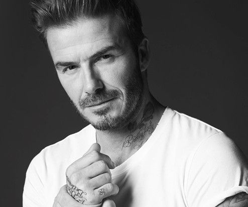 Even power players like Beckham need a proper skincare regimen; get a FREE Aquapower Sample from Biotherm Homme