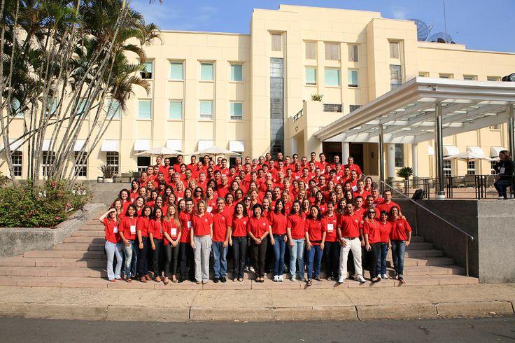 Edições SM | Somos SM, Somos Diferentes!  7ª Convenção Nacional de Vendas | Grande Hotel Águas de São Pedro  Águas de São Pedro | SP | 21 a 27 de agosto | 2011 150 participantes Produção Executiva