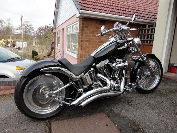 Deuce Facelift - Harley Davidson Forums