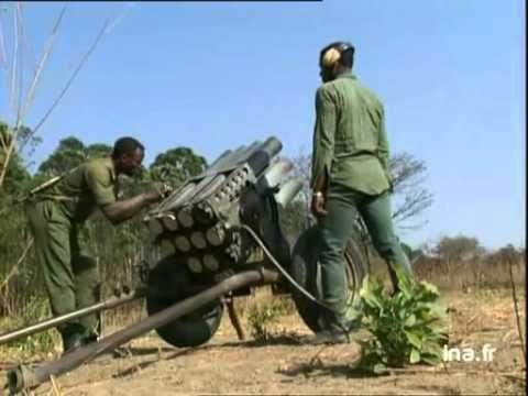 Unita e a guerra em Angola contra o MPLA - Reportagem de TV francesa