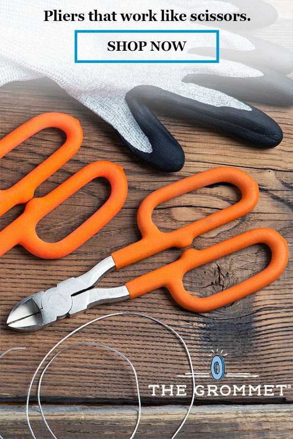Ergonomic loop-handle needle nose pliers are an easier-to-grip redesign of the tried-and-true household tool. You can also opt for side cutter, lineman, ...