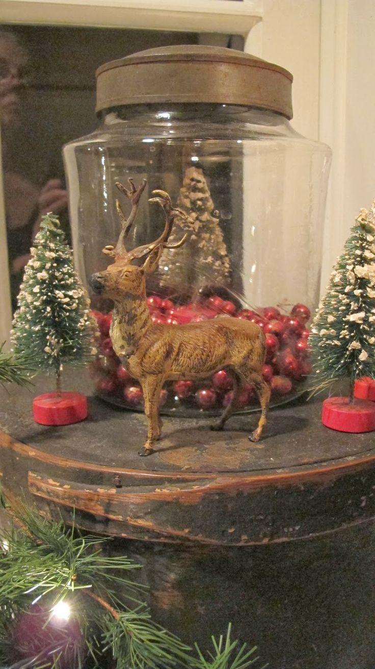 539 Best Primitive Christmas Smalls Images On Pinterest