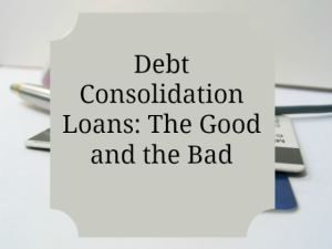 Is a debt consolidation loan right for you? Weigh the pros and cons before deciding. You may be able to lower your monthly payments significantly!