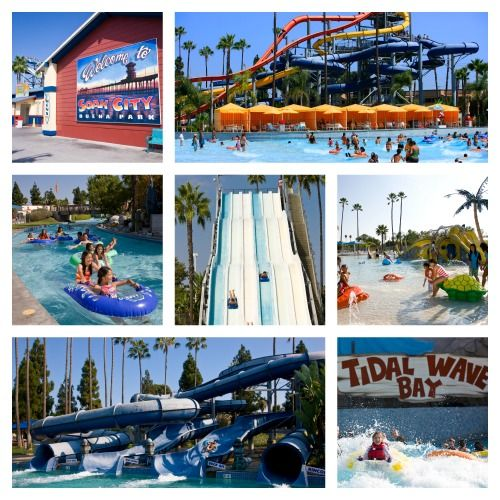 Knott's Soak City Opens This Weekend!