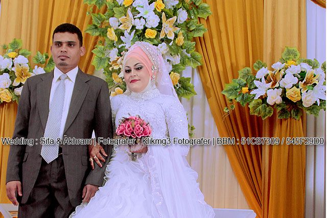 Klikmg3 Photography: Wedding : Sifa & Akhram | Fotografer : Klikmg3 Fot...
