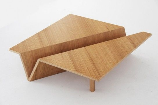 "Table ""ORIGAMI"" by Svyatoslav Boyarincev / #Furniture #Design"