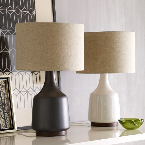Best 25+ Living room table lamps ideas on Pinterest | Lamps, Glass ...