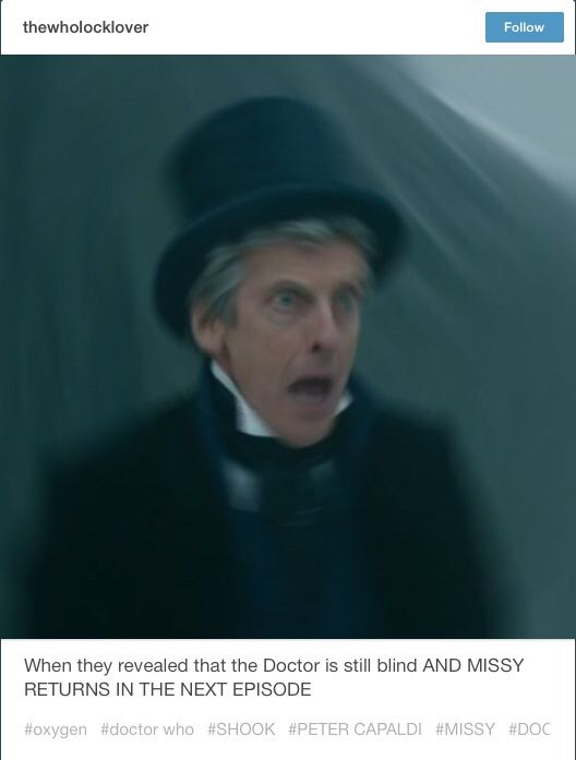 SERIES 10 SPOILERS Doctor Who Oxygen Series 10 Peter Capaldi Twelfth Doctor Pearl Mackie Bill Potts