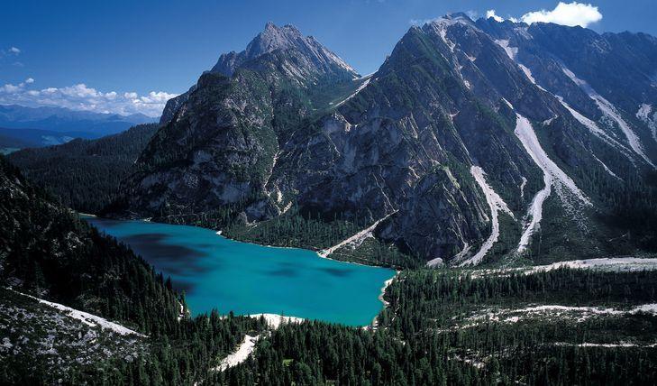 Parco Naturale Fanes-Senes-Braies, Val Badia    Foto@www.sentres.com