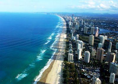 Gold Coast Australia City