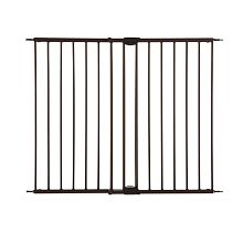 North States Easy Swing & Lock Gate - Bronze