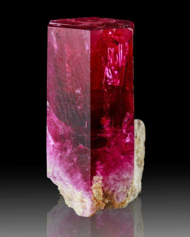 Rare Bixbite (Beryl - Red Variety) from the WahWah mountains, Utah Amazing Geologist