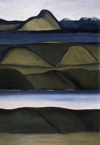 Colin McCahon - NZ artist