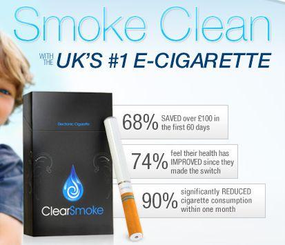 clear smoke