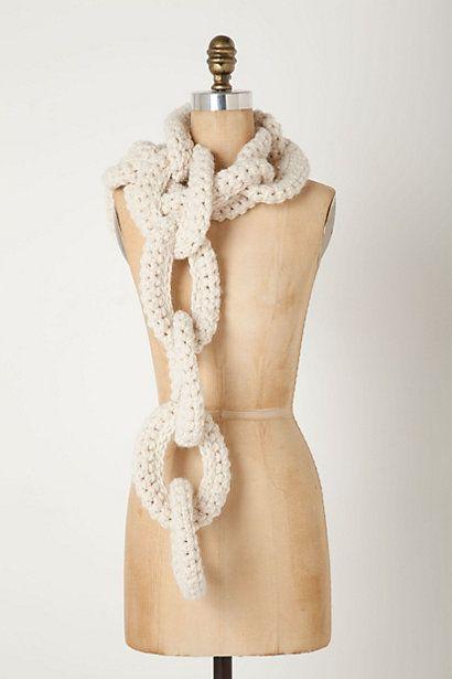 nimble chain scarf ++ yokoo