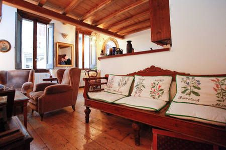 Check out this awesome listing on Airbnb: Campo de Fiori charming two bedroom in Rome