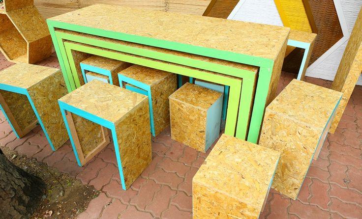 die besten 25 osb platten streichen ideen auf pinterest. Black Bedroom Furniture Sets. Home Design Ideas