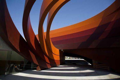 Modern Design Museum Holon