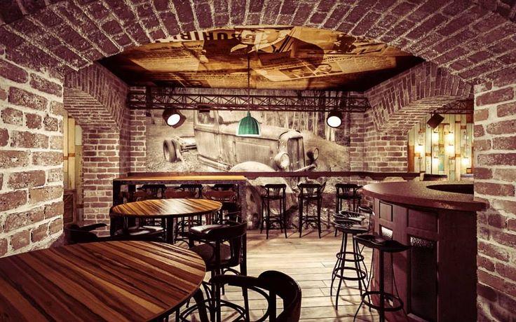 Prohibition Pub | Aurelia Filip – Design Savvy