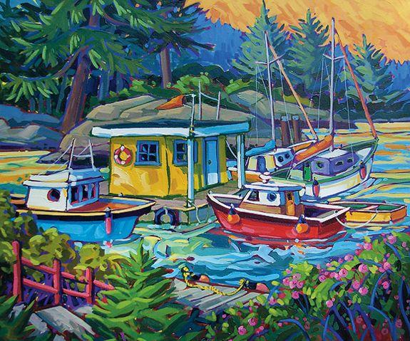 Greta Guzek ~ (Canada, Sunshine Coast)