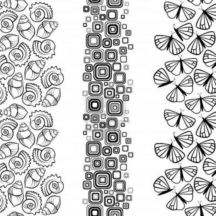 disegni geometrici decorativi disegni da colorare
