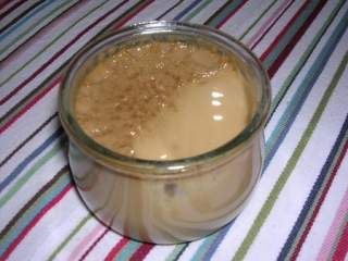 Petites crèmes au café façon La Laitière