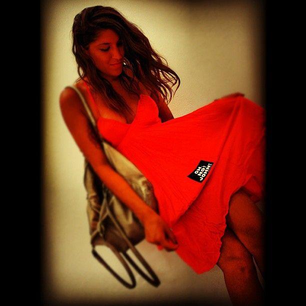 The wonderful woman in red likes John! #ohnojohn #igers #igersitalia #igersmilano #iphonesia #instagramphoto #talentgram #snapspeed #cameraplus #bestagram #iphonephotography #igersfollow #instagramers #igaddict #iphoneonly #primeshots #sticker #ighype #instagramhub #instahub #dailyfeature #instaonly #100likes #followme #instago #cool #webstagram #fashion #girls #pretty