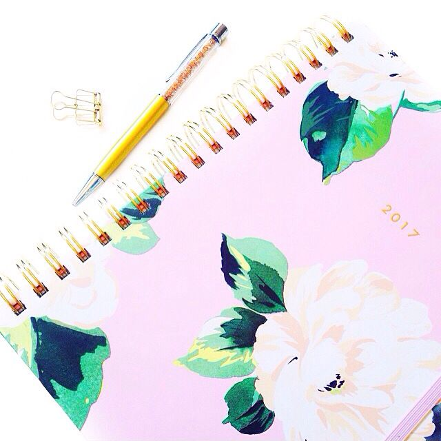 New planner to add to my collection. Love these Bando planners
