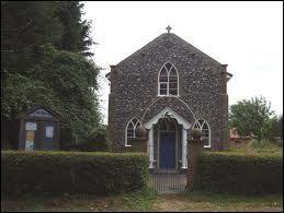 Ilketshall st andrew methodist chapel