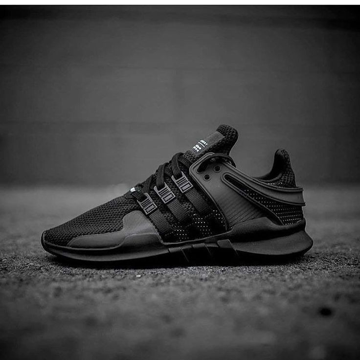 """Adidas Equipment Support ADV """"Triple Black"""""""