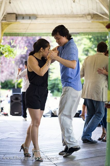 Tango dancers by Sebastian Kaczorowski, via Flickr  #tango #dance #woman #man #beautiful #dancing #classic