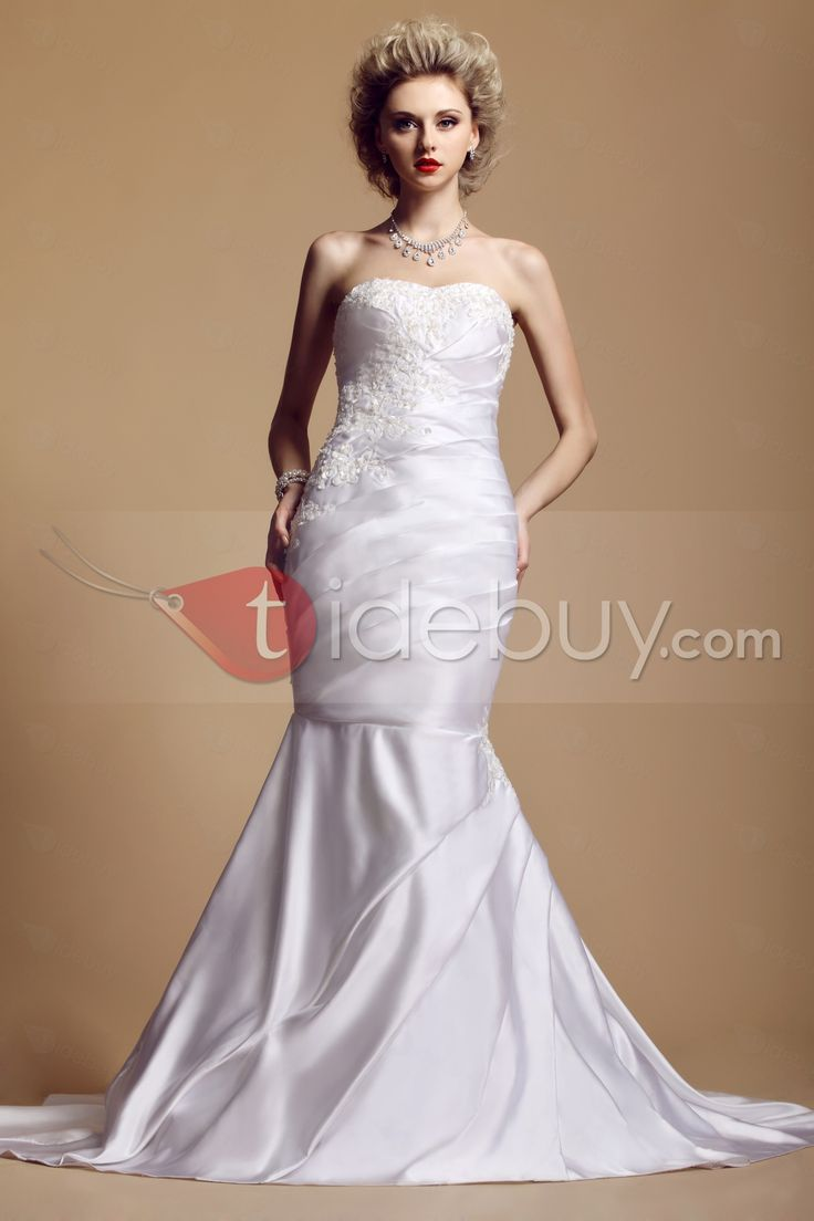 Awesome Various affordable wedding dresses gowns with big discounts are sale at Tidebuy online store