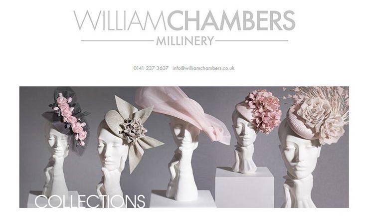 Think-Feel-Discover (@Kosmatou) | Twitter #pinterest #WilliamChambres #milliner #fashionblogger #fashionblog #fashion #fashionista